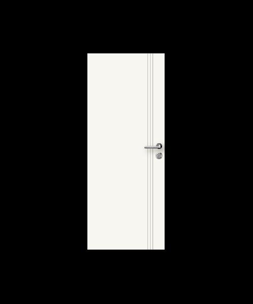 metro ประตู บานเรียบ PN03
