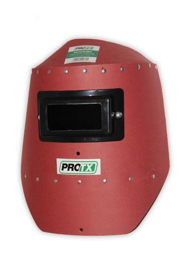 HUMMER หน้ากากกันเชื่อม M1016  สีแดง
