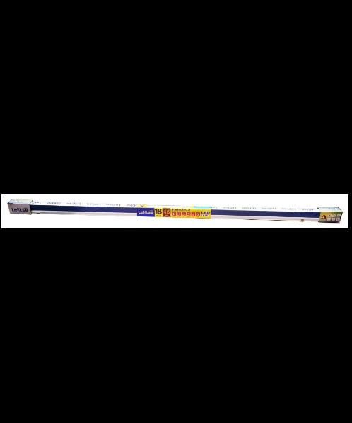LEKISE ชุดเซ็ทแอลอีดี Tube T8 18W.เดย์ไลท์ Perfect Eco สีขาว