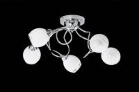 V.E.G โคมไฟเพดานโมเดิร์น 93230CR.5H.WT. คละสี