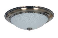 V.E.G โคมไฟเพดานโมเดิร์น 85383BR/2C E27X2X60W สีขาว