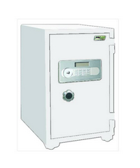 Protx ตู้เซฟกันไฟ YB-500ALH-W6154J สีขาว