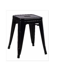 เก้าอี้สตูลเหล็กสีดำ YDH450B  ดำ