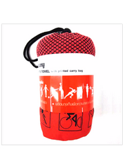 ICLEAN ผ้าขนหนู   RS08-101S-RD แดง