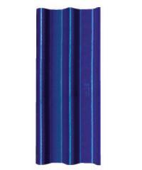 จิงโจ้ กระเบื้องลอนคู่ 4 มม. 50*150 ซม.(จิงโจ้) สีฟ้าเลิศนภา ลอนคู่