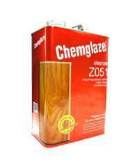 CHEMGLAZE ยูรีเทนเงาภายใน (ทนUV) #Z-051กล. สีแดง