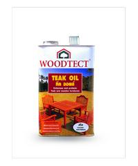 WOODTECT น้ำมันรักษาเนื้อไม้วูดเทค(ทีคออยล์) 3.5L กล. WT - 001