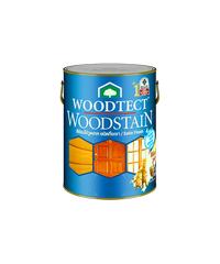 WOODTECT สีย้อมไม้กึ่งเงา  WS-205