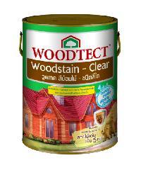 WOODTECT สีย้อมไม้ชนิดสีใสด้าน WC302