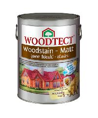 WOODTECT สีย้อมไม้ชนิดด้าน WM609 สีโครเมี่ยม