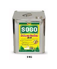 SOGO น้ำมันสนเชียงใหม่ TURBO SOGO ปี๊บสูง 9 KG. -