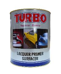 TURBO สีพ่นพื้นเทา Grey เทา