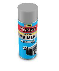 TURBO สีสเปรย์รองพื้นกันสนิมกัลวาไนซ์ - สีเทา