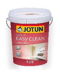 JOTUN สีภายใน เอสเซ้นต์ อีซี่คลีน กึ่งเงา เบสเอ 18 ลิตร JOTUN ESSENCE EASYCLEAN SG A BS 18L