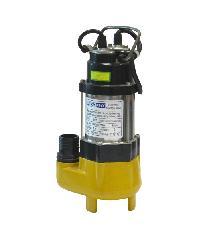 LUCKYPRO ปั้มจุ่มน้ำเสีย ขนาด 180 วัตต์ 220 โวล์ท LP-V180 สีเหลือง