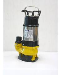 LUCKYPRO ปั๊มจุ่มน้ำเสีย ขนาด 450 วัตต์  220 โวล์ท LP-V450 สีเหลือง