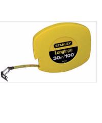 STANLEY เทปเหล็กวัดที่ 30 เมตร 34-107 สีเหลือง-ดำ