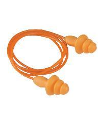 3M ปลั๊กอุดหู สายพีวีซีสีส้ม 1270 PVC