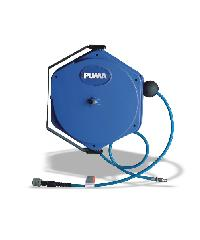 PUMA สายลมพร้อมโรล 8x12 mm. 15 M.  PM12-16LA น้ำเงิน