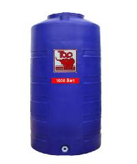นิว ท็อป เวิลด์ ถังเก็บน้ำพอลิเมอร์สีน้ำเงิน TOTH-1000L สีฟ้าเข้ม
