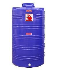 นิว ท็อป เวิลด์ ถังเก็บน้ำบนดิน  TOT-3000ล. สีน้ำเงิน