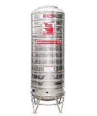 นิว ท็อป เวิลด์ ถังเก็บน้ำสแตนเลสช้างแดง TRH - 700L