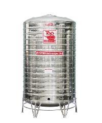 นิว ท็อป เวิลด์ ถังเก็บน้ำสแตนเลสช้างแดง TR - 3000L
