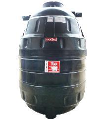 นิว ท็อป เวิลด์ ถังบำบัดน้ำเสีย  TCT - 4000L สีดำ