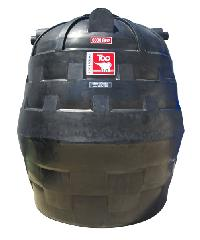 นิว ท็อป เวิลด์ ถังบำบัดน้ำเสีย  TCT - 6000 L สีดำ