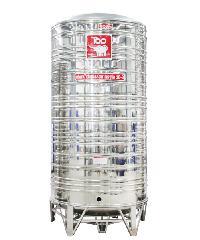 นิว ท็อป เวิลด์ ถังเก็บน้ำสแตนเลสช้างขาว TY - 4000L