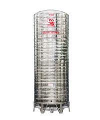 นิว ท็อป เวิลด์ ถังเก็บน้ำสแตนเลสช้างแดง TR-6000 L