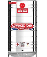 ADVANCE ถังน้ำสเตนเลส  มอก. AVH1100ลิตร  สีแดง