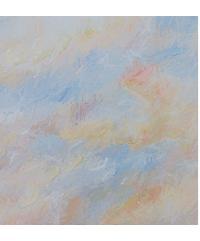 NICE รูปภาพพิมพ์ผ้าใบ Abstract-Painting  ขนาด  50x50 ซม. (ก.xส.) C5050-3