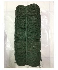 ท่อยางไทย เชือกขี้ม้า 5 มม สีเขียว