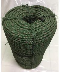 ท่อยางไทย เชือกขี้ม้า 6 มม สีเขียว