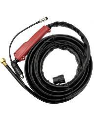IWELD สายตัดพลาสม่า PLASMA TORCH SG51 สายตัด SG51 For CUT40 IWELD สีแดง