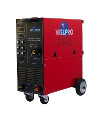 WELPRO เครื่องเชื่อม MIG-MMA250Y IGBT WELPRO - สีแดง