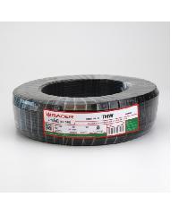RACER สายไฟIEC 01 THW 1x4.0 Sq.mm. 30M. สีดำ RACER สายไฟIEC 01 THW 1x4.0 Sq.mm. 30M. สีดำ RACER สีดำ
