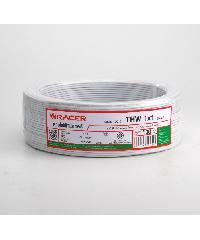 RACER สายไฟIEC05 IV 1x1 100M WHITE -