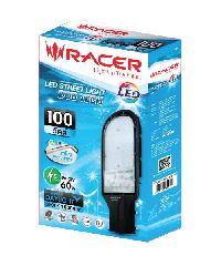 RACER โคมไฟถนนแอลอีดี DOB TECH 100W แสงขาว 13201LLFF100005