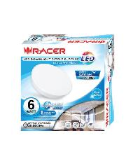 RACER ดาวน์ไลท์ LED CIRCLE SURFACE 6W (ติดลอยกลม) 13201LLJJ000182