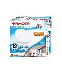 RACER ดาวน์ไลท์ LED CIRCLE SURFACE 12W (ติดลอยกลม) 13201LLJJ000186