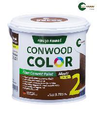 CONWOOD คอนวูดคัลเลอร์ สีย้อมไม้ สีมะค่า