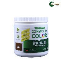 CONWOOD สีเก็บงาน สีสัก 200 มล.