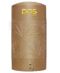 DOS ถังเก็บน้ำบนดิน บรอนท์ทอง เมททัลริค 1000ล. HY-32 DOS