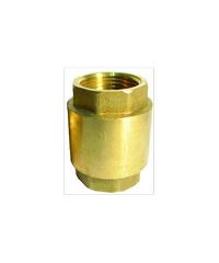 ANA เช็ควาล์วสปริง 1 นิ้ว ก5E117-0-025-000-5-B ทองเหลือง