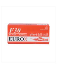 EUROX ตะปู F-30
