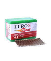 EUROX ตะปูมีหัวใช้ยิงไม้ ไม้ WT-32