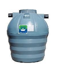 WAVE ถังบำบัดน้ำเสีย WP-400ลิตร สีเทา