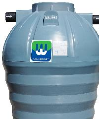 WAVE ถังบำบัดน้ำเสีย WP-1200 สีเทา